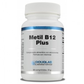 Douglas Laboratories Metil B12 Plus 90cáp.