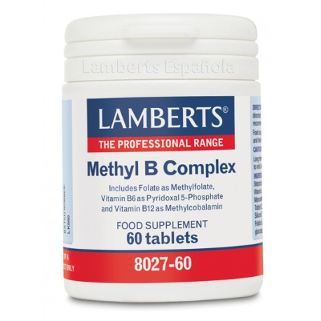Lamberts Methyl B Complex 60 comp.