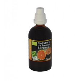 Cien por Cien Natural Bio Extracto de Pomelo 100ml.