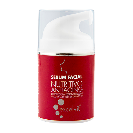 Excelvit Serum facial Nutritivo Antiaging